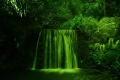 green falls original