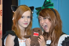 domo in cosplay heaven
